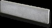Бордюр градински 100/ 5/25 см. - сив (Semmelrock)